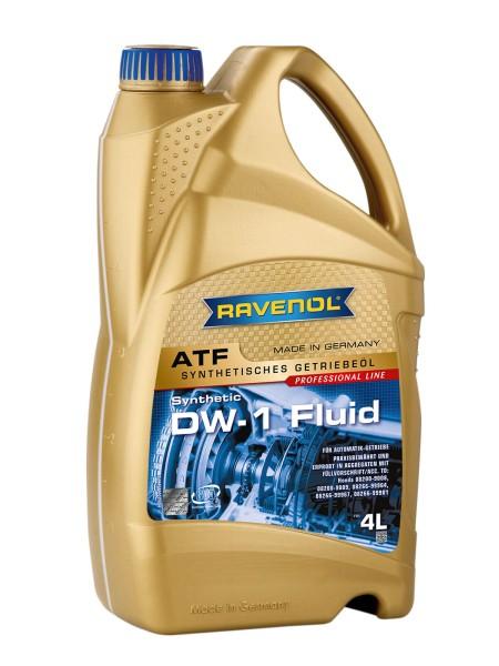 RAVENOL DW-1 Fluid - 4 Liter