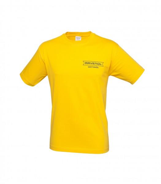 RAVENOL T-Shirt, Farbe: gelb