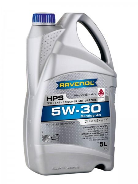RAVENOL HPS SAE 5W-30 - 5 Liter