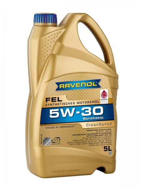 RAVENOL FEL SAE 5W-30 - 5 Liter