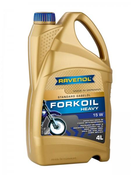 RAVENOL Fork Oil Heavy 15W - 4 Liter