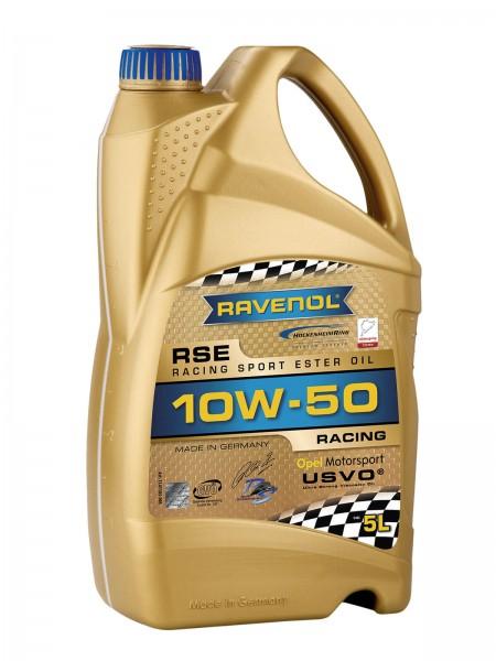RAVENOL RSE SAE 10W-50 - 5 Liter