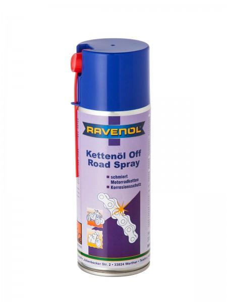 RAVENOL Kettenöl Off Road Spray (Ketten-Schmierung) - 400ml