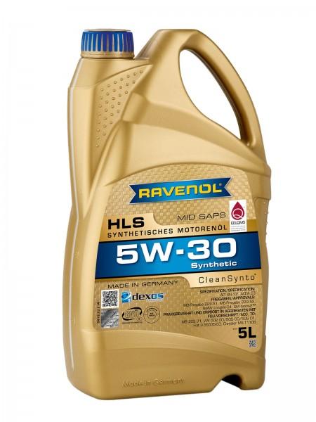 RAVENOL HLS SAE 5W-30 - 5 Liter