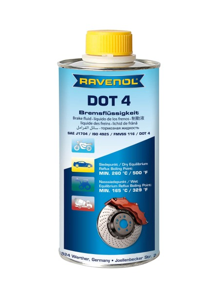 RAVENOL DOT 4 - 1 Liter