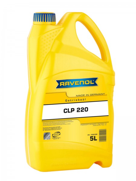 RAVENOL Getriebeöl CLP 220 - 5 Liter