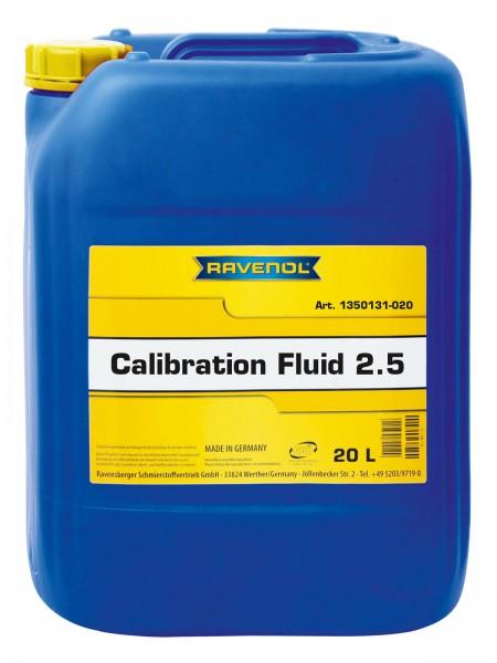 RAVENOL Calibration Fluid 2.5 - 20 Liter