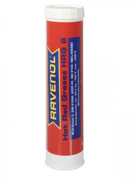 RAVENOL Hot Red Grease HRG 2 - 400gr