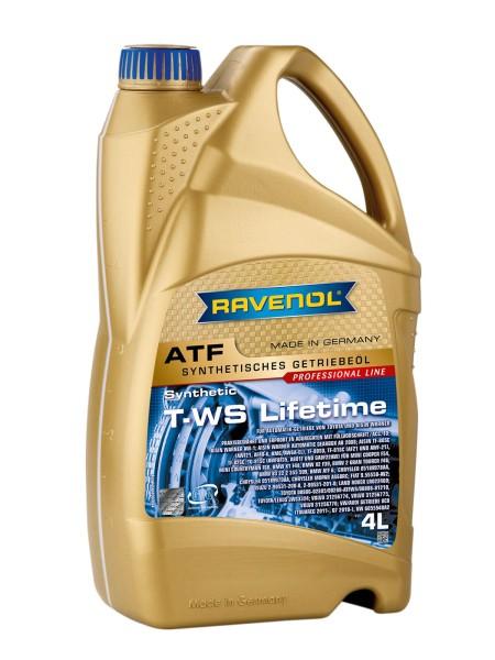 RAVENOL ATF T-WS Lifetime - 4 Liter