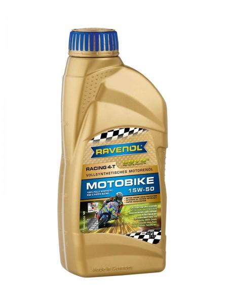 RAVENOL Racing 4-T Motobike SAE 15W-50 - 1 Liter