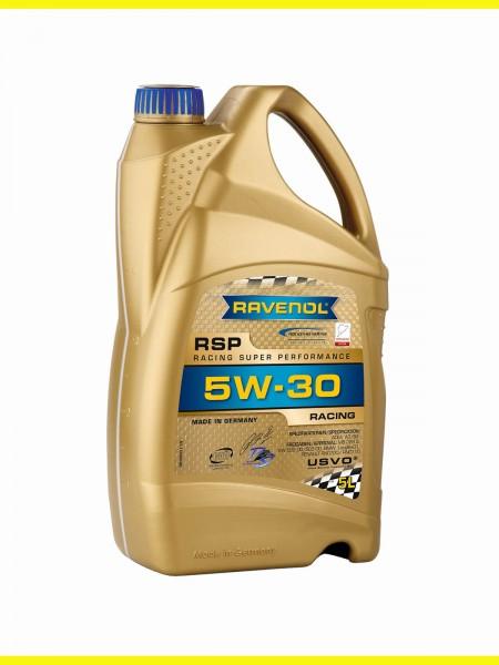 RAVENOL RSP Racing Super Performance SAE 5W-30 - 5 Liter