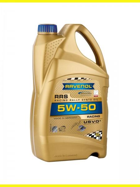 RAVENOL RRS SAE 5W-50 - 5 Liter