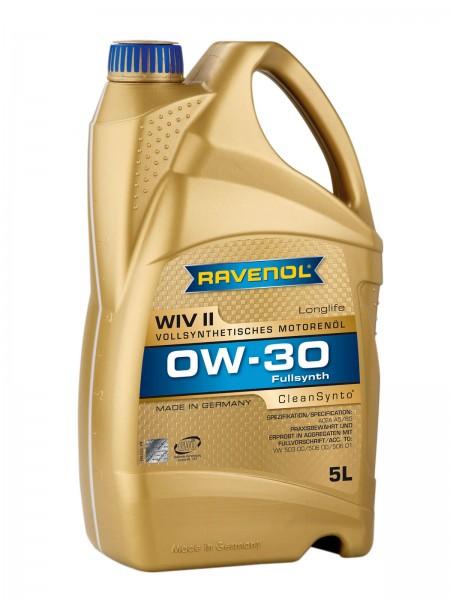 RAVENOL WIV SAE 0W-30 - 5 Liter