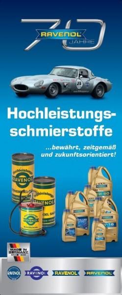 RAVENOL Roll-Up Sportwagen