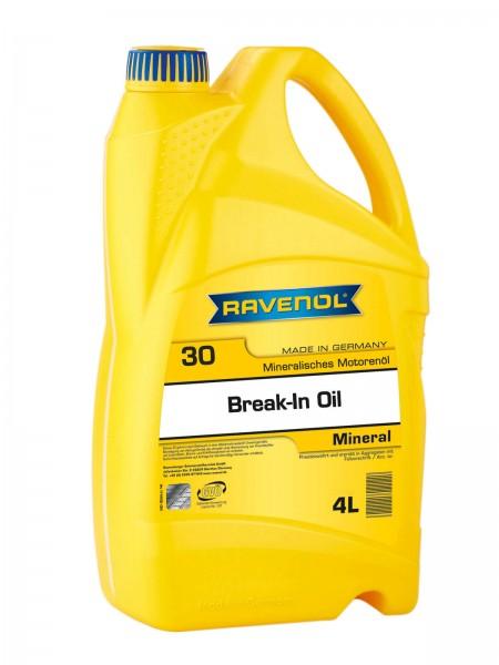 RAVENOL Break-In Oil SAE 30 - 4 Liter