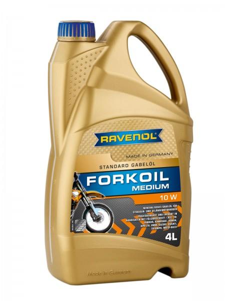 RAVENOL Fork Oil Medium 10W - 4 Liter