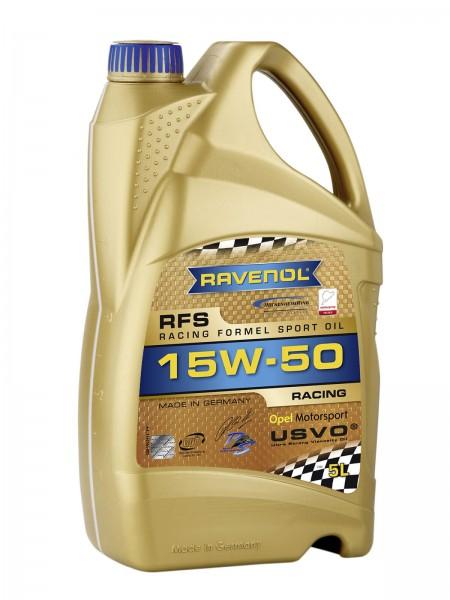 RAVENOL RFS SAE 15W-50 - 5 Liter