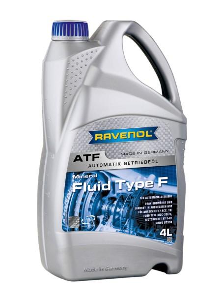 RAVENOL ATF Fluid Type F - 4 Liter