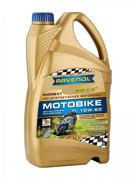 RAVENOL Racing 4-T Motobike SAE 10W-60 - 4 Liter
