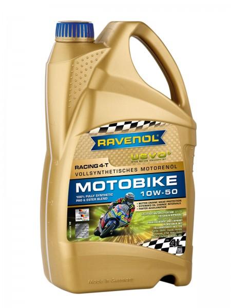RAVENOL Racing 4-T Motobike SAE 10W-50 - 4 Liter
