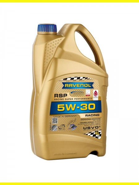 RAVENOL RSP Racing Super Performance SAE 5W-30 - 4 Liter