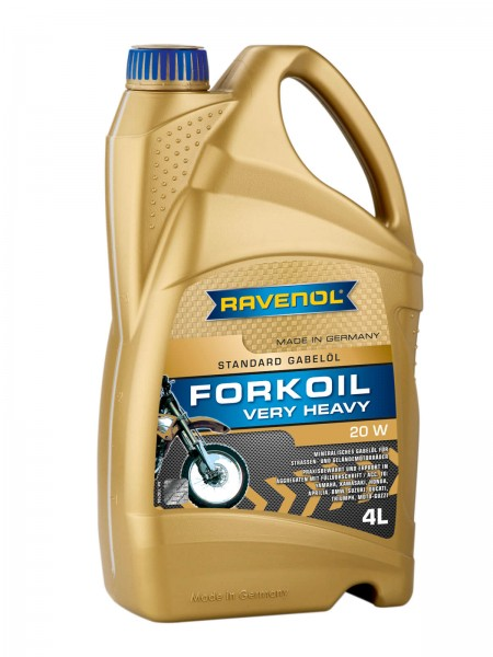 RAVENOL Fork Oil Very Heavy 20W - 4 Liter