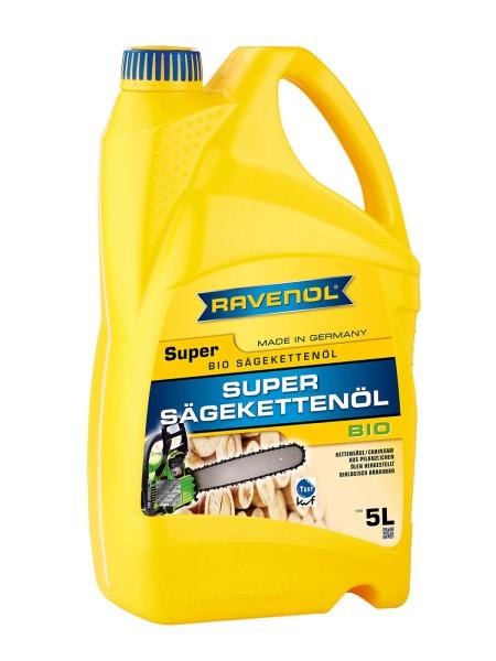 RAVENOL Super Sägekettenöl - 5 Liter