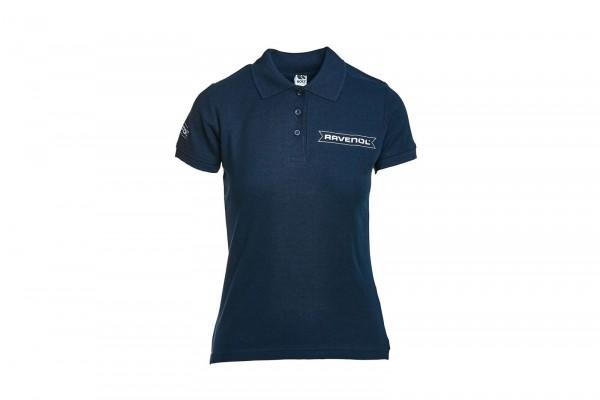 RAVENOL Poloshirt Damen dunkelblau