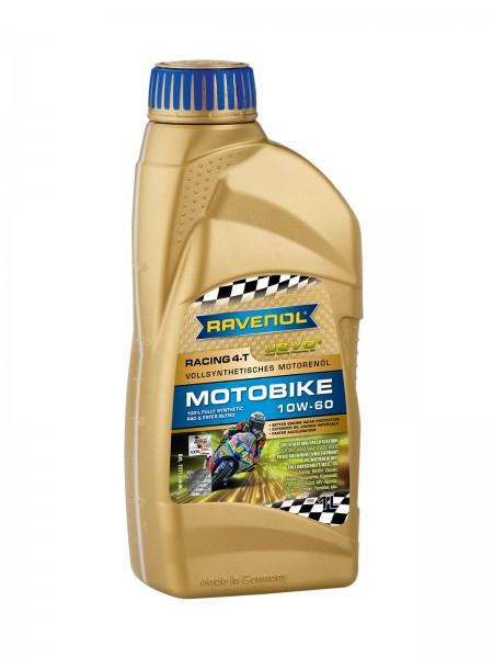 RAVENOL Racing 4-T Motobike SAE 10W-60 - 1 Liter