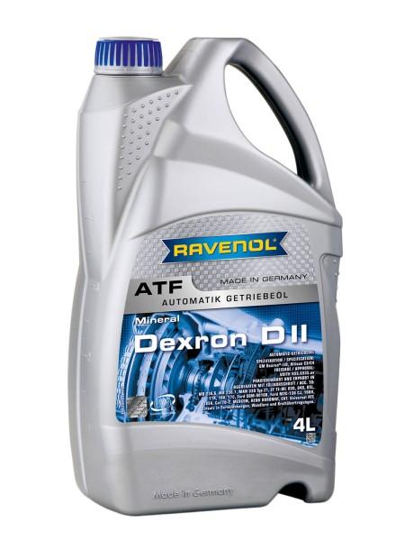 RAVENOL ATF Dexron II D - 4 Liter