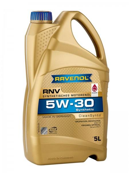 RAVENOL RNV 5W-30 - 5 Liter