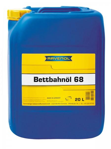 RAVENOL Bettbahnöl 68 / Gleitbahnöl -