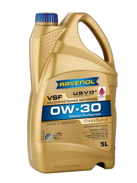 RAVENOL VSF SAE 0W-30 - 5 Liter