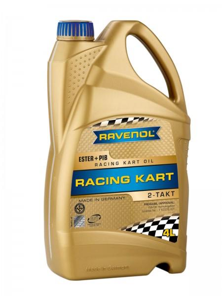 RAVENOL Racing Kart 2T - 4 Liter