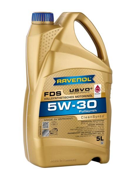 RAVENOL FDS SAE 5W-30 - 5 Liter