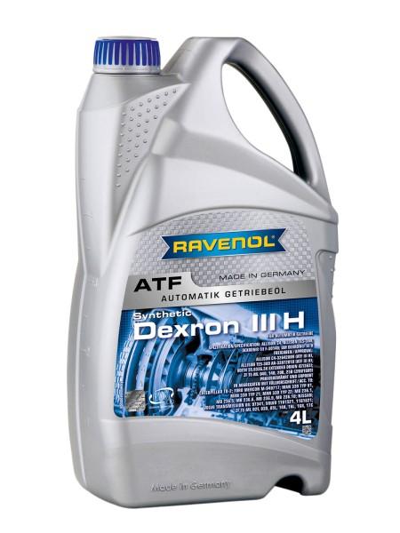 RAVENOL ATF Dexron III H - 4 Liter