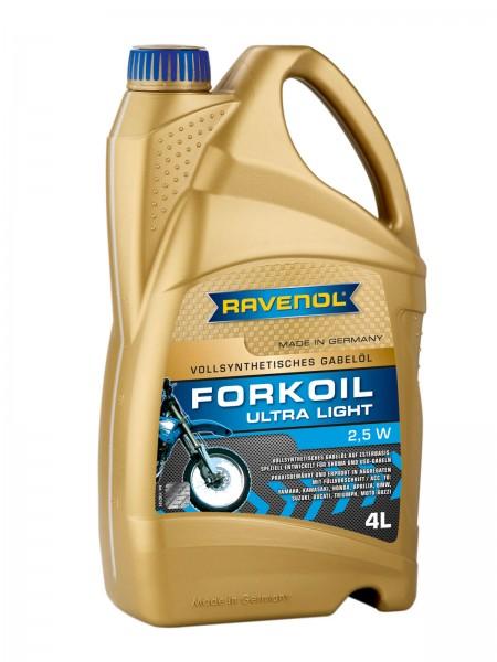 RAVENOL Fork Oil Ultra Light 2,5W - 4 Liter
