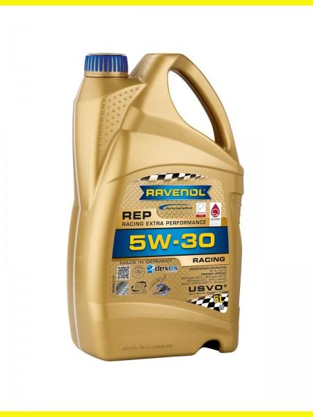 RAVENOL REP Racing Extra Performance SAE 5W-30 - 4 Liter