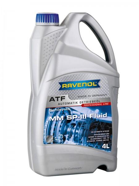RAVENOL MM SP-III Fluid - 4 Liter