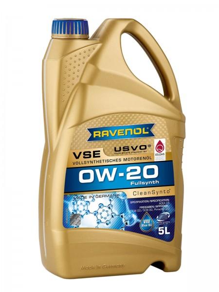 RAVENOL VSE SAE 0W-20 - 5 Liter