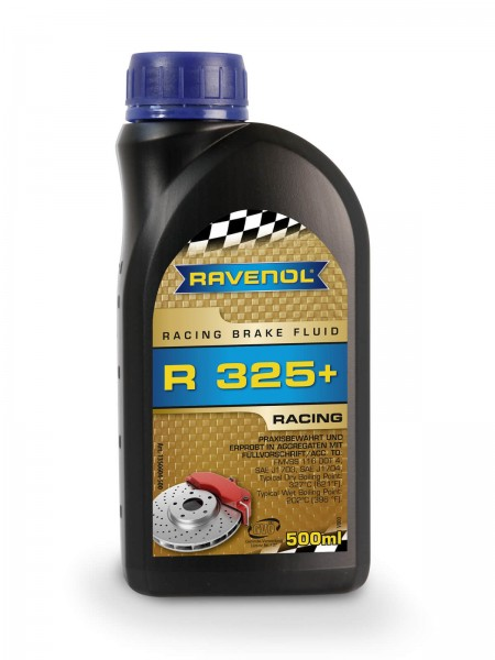 RAVENOL Racing Brake Fluid R325+ - 500ml