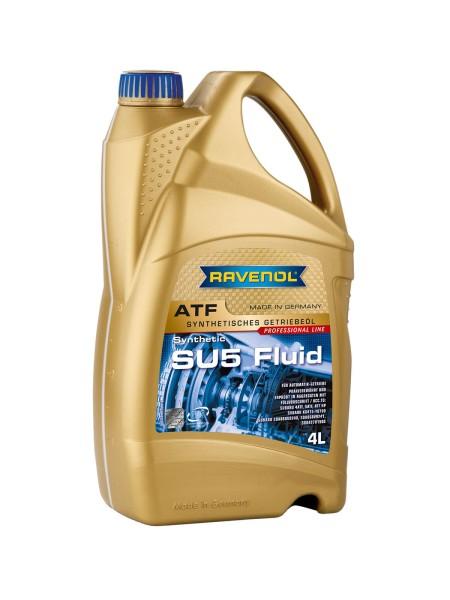 RAVENOL SU5 ATF Fluid - 4 Liter