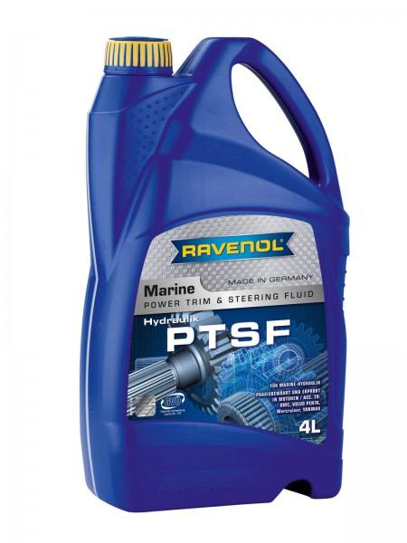 RAVENOL MARINE PowerTrim & Steering Fluid - 4 Liter