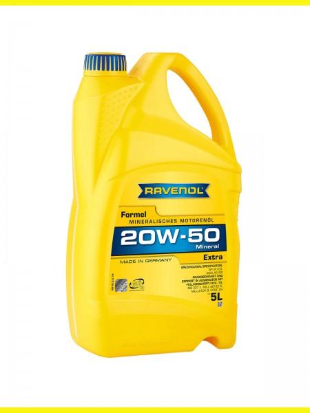 RAVENOL Formel Extra SAE 20W-50 - 5 Liter