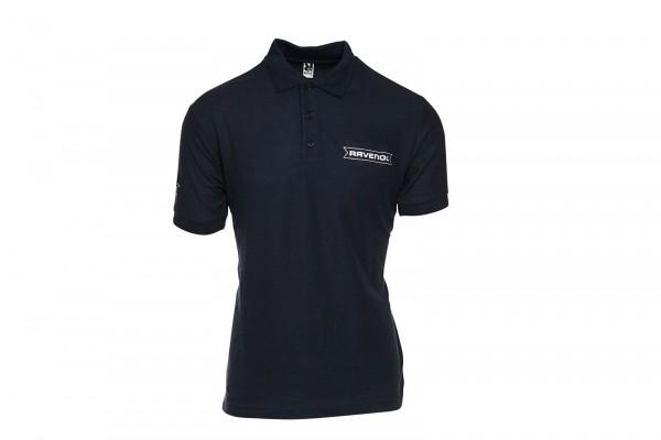 """Poloshirt Herren dunkelblau """"RAVENOL"""""""