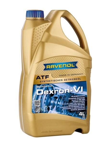 RAVENOL Automatik-Getriebeöl Dexron VI - 4 Liter