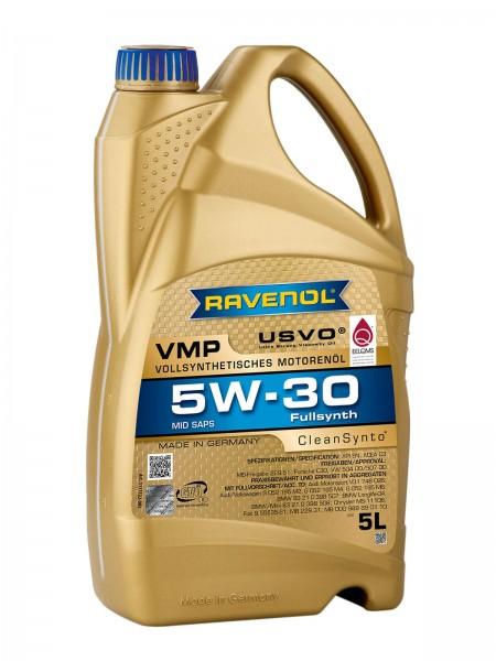 RAVENOL VMP SAE 5W-30 - 5 Liter