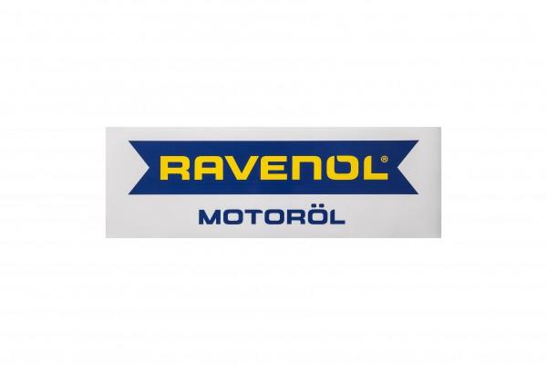 RAVENOL Aufkleber 30x10 cm - 1510215-001-02-000