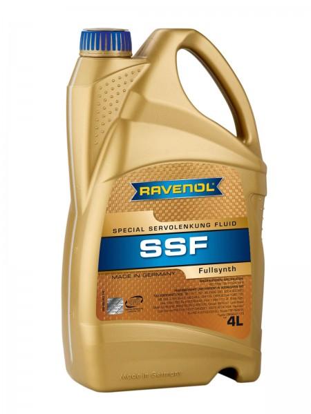RAVENOL SSF Special Servolenkung Fluid - 5 Liter