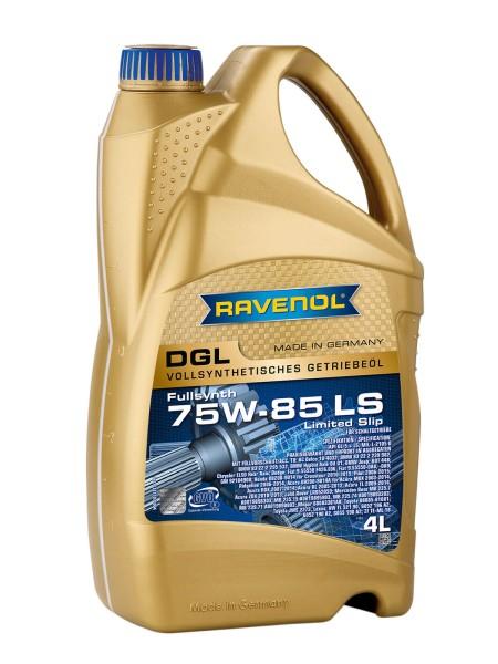 RAVENOL DGL SAE 75W-85 GL-5 LS - 4 Liter